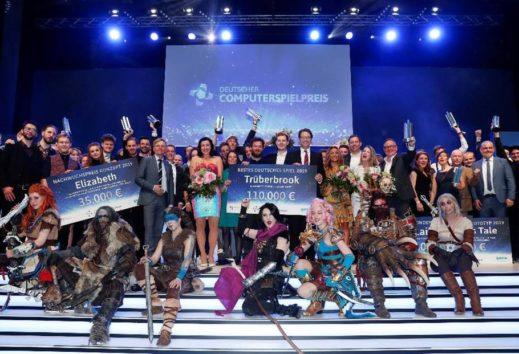 Deutscher Computerspielpreis 2019 - Das sind die Gewinner