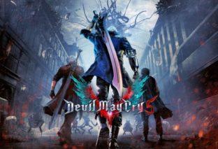 Devil May Cry 5 - Exklusive Xbox-One-Demo, Details zum Charakter V und weitere Spielfeatures enthüllt