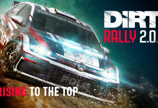 DiRT Rally 2.0 - Offizielle Inhalte zur FIA World Rallycross Meisterschaft enthüllt