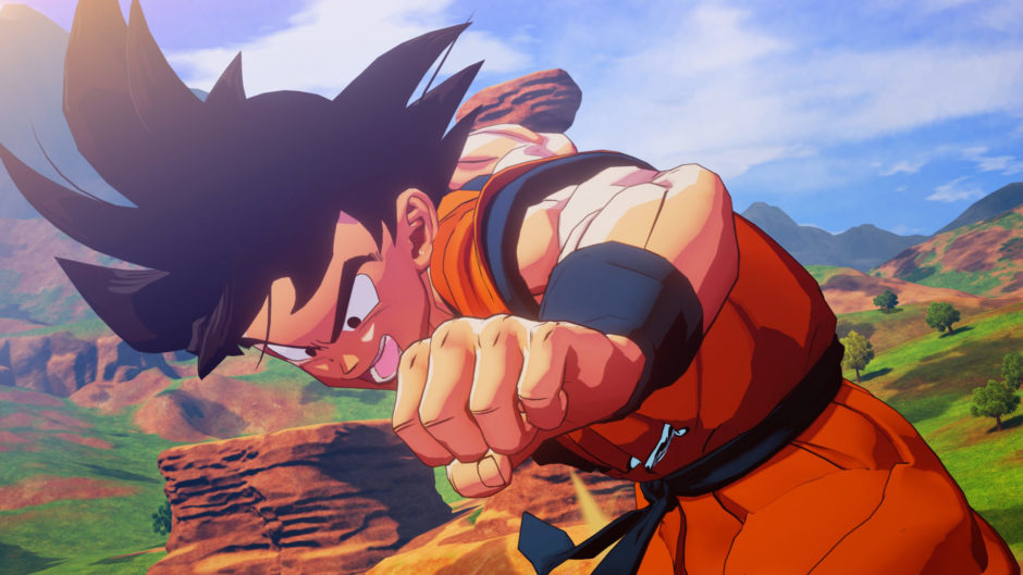 E3 2019: Dragon Ball Game – Project Z heißt offiziell DRAGON BALL Z: KAKAROT