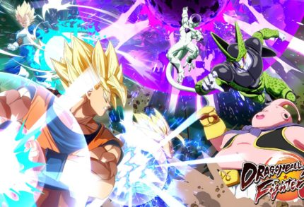 Dragon Ball FighterZ - Cell kämpft mit