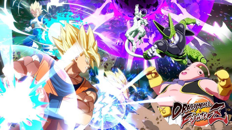 Dragon Ball Fighter Z – Der Grüne und der Kleine