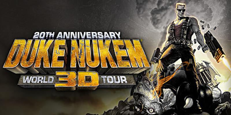 Duke Nukem 3D: 20th Anniversary World Tour auch für Xbox One angekündigt