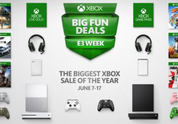 Xbox Big Fun Deals - Konsolen und Spiele zur E3 deutlich reduziert; erstmals auch die Xbox One X
