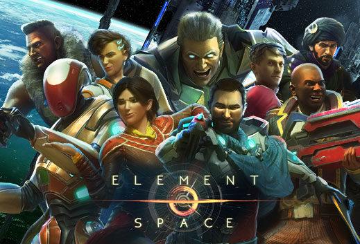 Element Space - Mehr rundenbasierte Strategie für die Xbox ist unterwegs