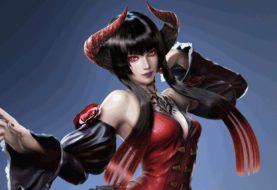Tekken 7 - Eliza im Kampf