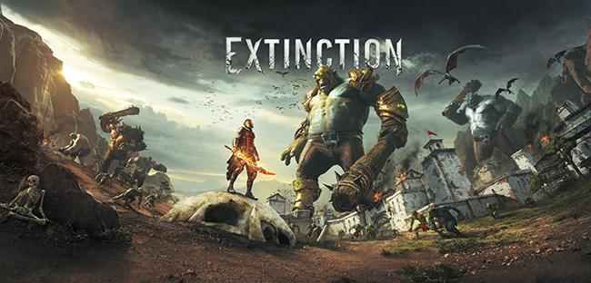 Extinction – Ab heute auch für Xbox One verfügbar