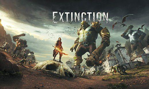 E3 2017: Extinction - Pre-Alpha Gameplay von der E3