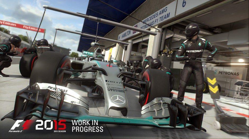 F1 2015 – Termin verschoben