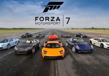 Forza Motorsport 7 - Vorzeitige Ankündigung von Racing Wheel-Hersteller Fanatec?