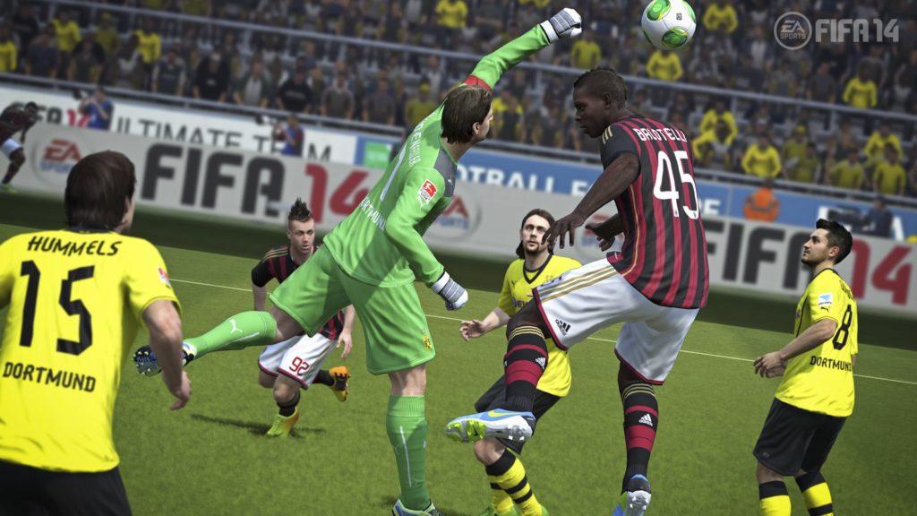 FIFA 14 – EA schaltet die Server ab
