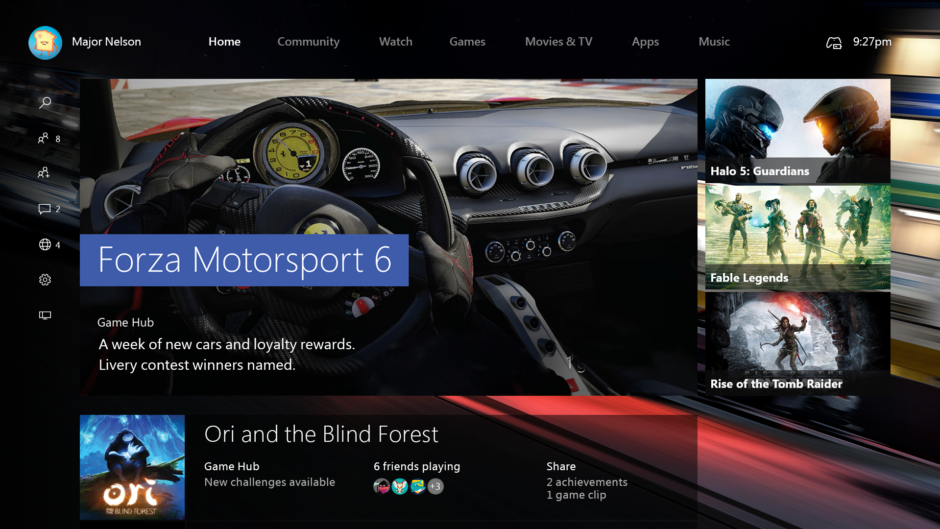 Xbox One – New Xbox One Experience Hands-on: Schnell, stylisch, produktiv