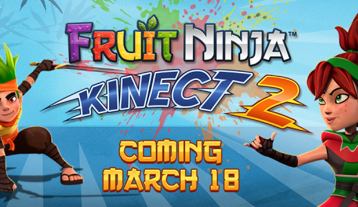 Fruit Ninja Kinect 2 - Live Action Trailer macht Apfelmus aus euch