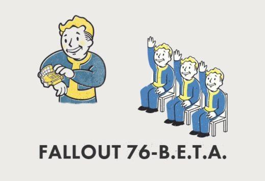 Fallout 76 B.E.T.A - Starttermin mitten in der Nacht
