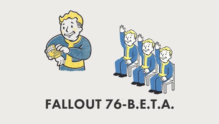 Fallout 76 B.E.T.A – Starttermin mitten in der Nacht