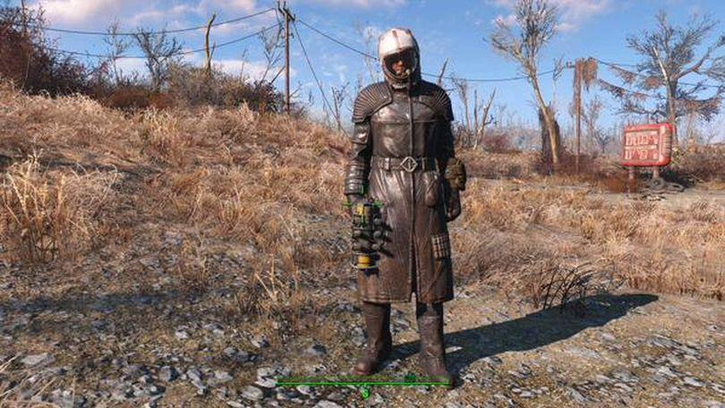 E3 2015: Fallout 4 bekommt Release-Datum und ersten In-Game-Trailer