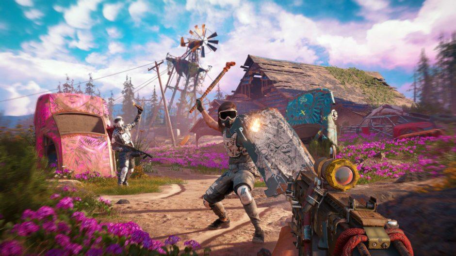 Far Cry New Dawn – Live-Action-Trailer und Waffen-Special veröffentlicht