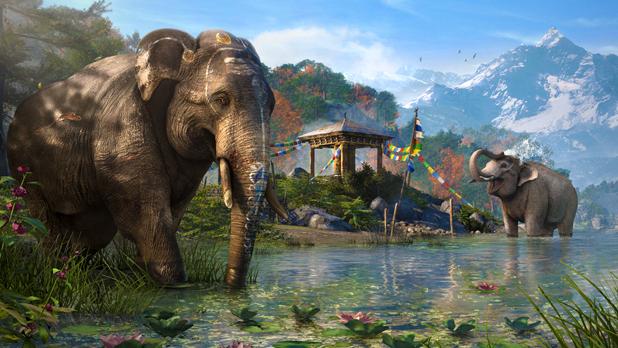 Far Cry 4 – Ein neuer Trailer zeigt Kyrat