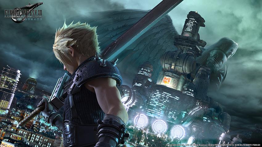 Final Fantasy 7 Remake – Gibt es bald Neuigkeiten?