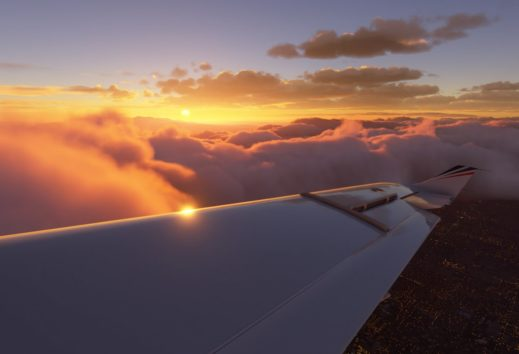 Microsoft Flight Simulator 2020 - Wunderschönes Gameplay