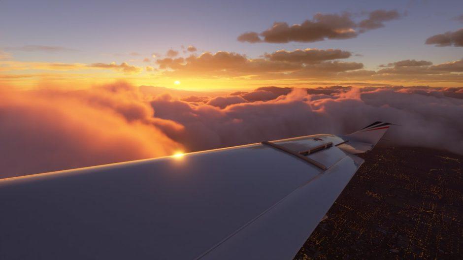 Microsoft Flight Simulator 2020 – Wunderschönes Gameplay