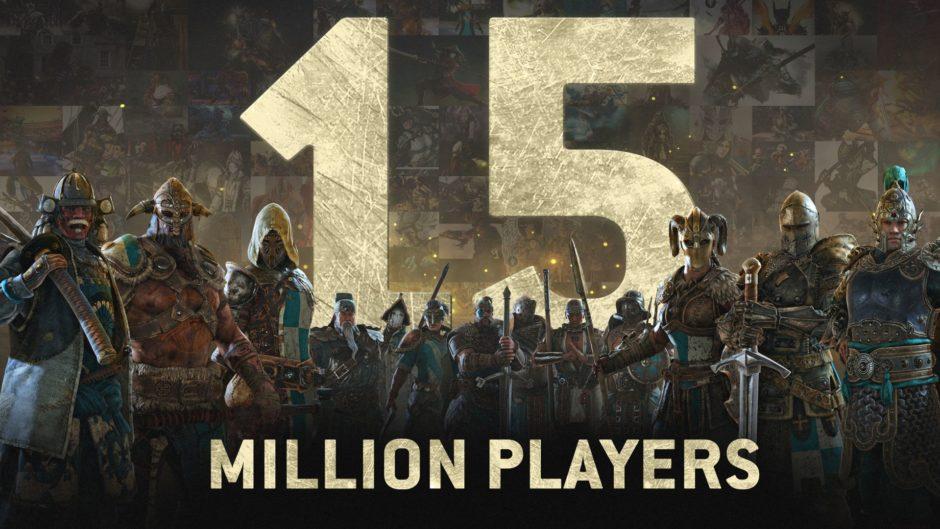 For Honor – Überschreitet die 15 Millionen Spieler-Marke