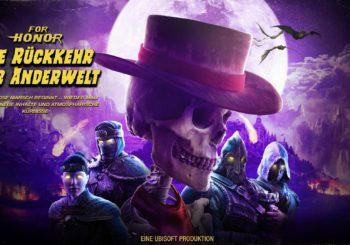 """For Honor - Dieses Halloween müssen die Spieler den """"Endlosen Marsch"""" überleben"""