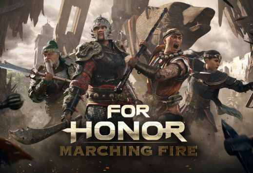 For Honor - Marching Fire ab heute verfügbar