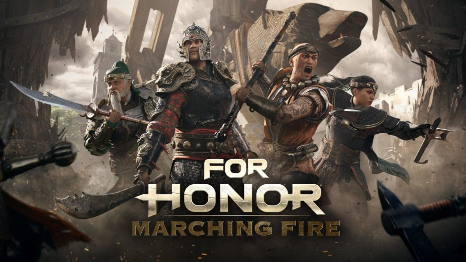 For Honor – Marching Fire ab heute verfügbar