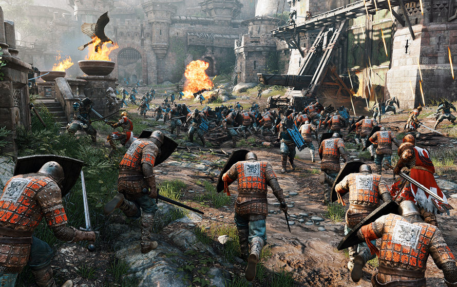 For Honor – Closed Beta für Januar 2017 angekündigt