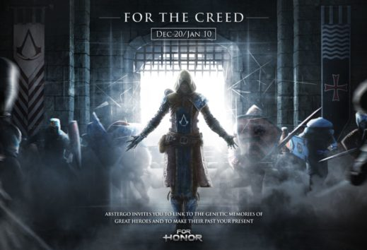 """For Honor - Abstergo lädt zum """"For the Creed"""" Event ein"""