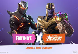 Fortnite - Holt euch Thanos´ Infinity Handschuh