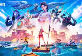 Fortnite bekommt besuch von Aquaman in Kapitel 2
