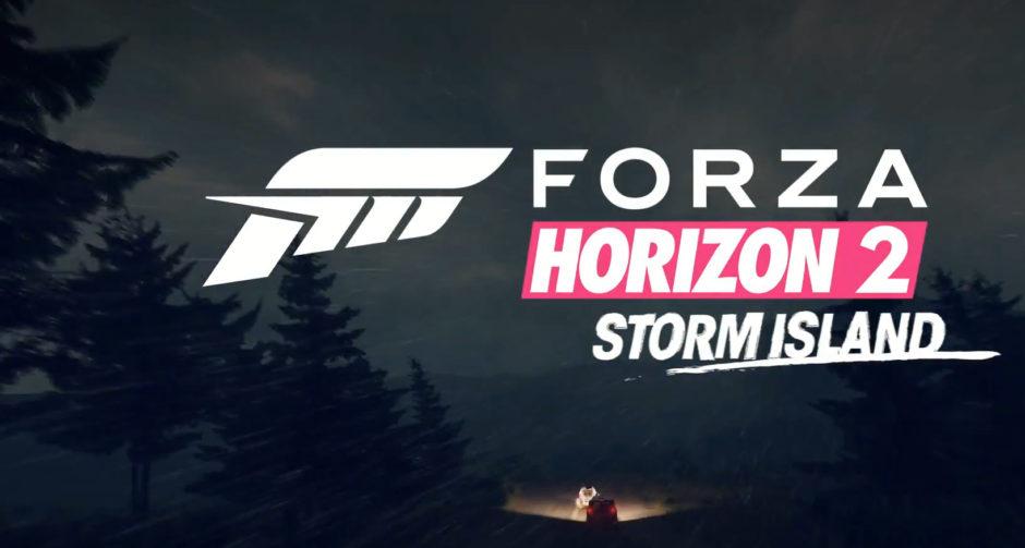 Forza Horizon 2: Storm Island ab sofort verfügbar