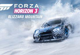 Forza Horizon 3 - Blizzard Mountain DLC angekündigt + alle Erfolge und die neuen Boliden