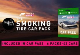 Forza Horizon 3 DLC - The Smoking Tire Car Pack vorgestellt