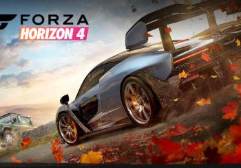 Forza Horizon 4 - Pre Load verrät die Download-Größen des Spiels