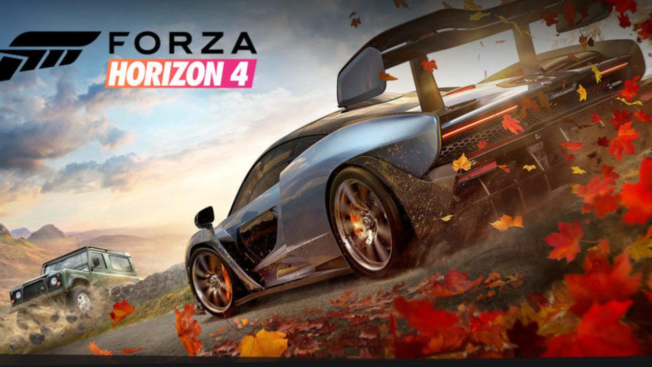 Forza Horizon 4 Liste Der Autos Und Offizieller Soundtrack Veröffentlicht Xboxmedia