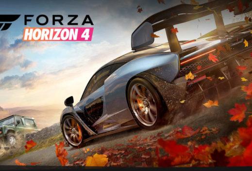 Forza Horizon 4 - Playground freut sich über 7 Millionen Spieler