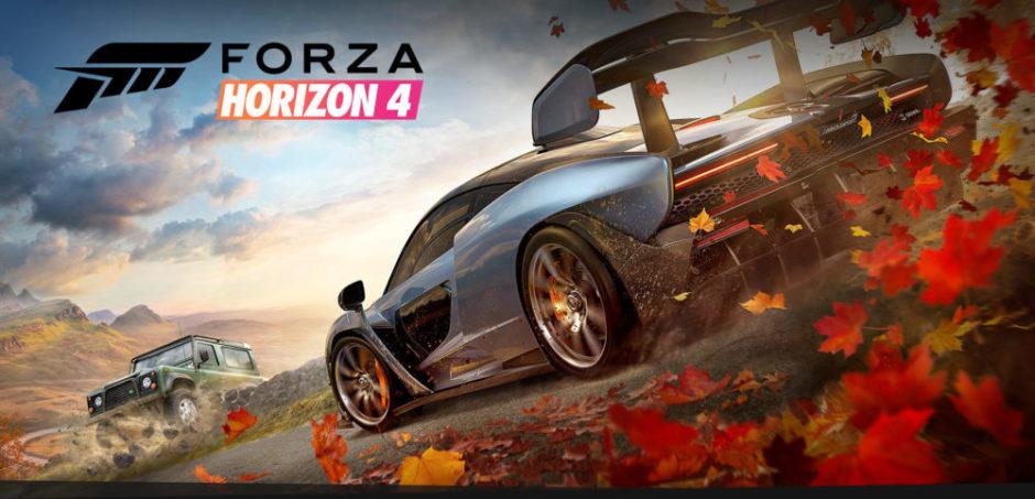 Forza Horizon 4 – Zwei Millionen Gamer in der ersten Woche