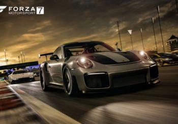 Forza Motorsport 7 - Goldstatus erreicht und Demo in Kürze