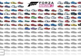Forza Horizon 2 - Die ersten 100 Autos enthüllt