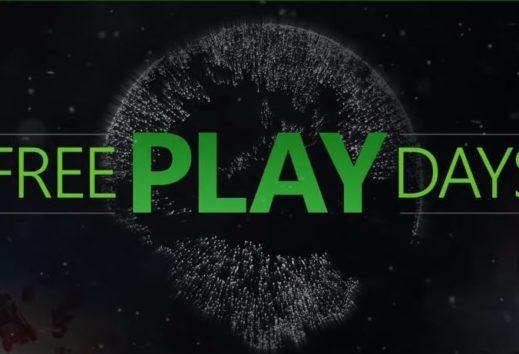 Free Play Days - Drei Titel kostenlos spielen