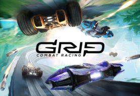 GRIP: Combat Racing - Umfangreiches Content-Update bringt Anti-Gravity-Racer mit sich