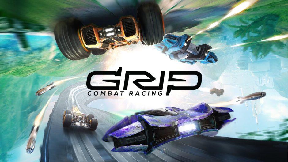 GRIP: Combat Racing – Umfangreiches Content-Update bringt Anti-Gravity-Racer mit sich