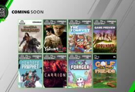 Neue Games für Xbox Game Pass bekannt