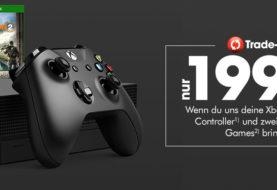 GameStop-Eintauschaktion - Alte Konsole abgeben und Xbox One X 1TB im The Division2-Bundle sichern