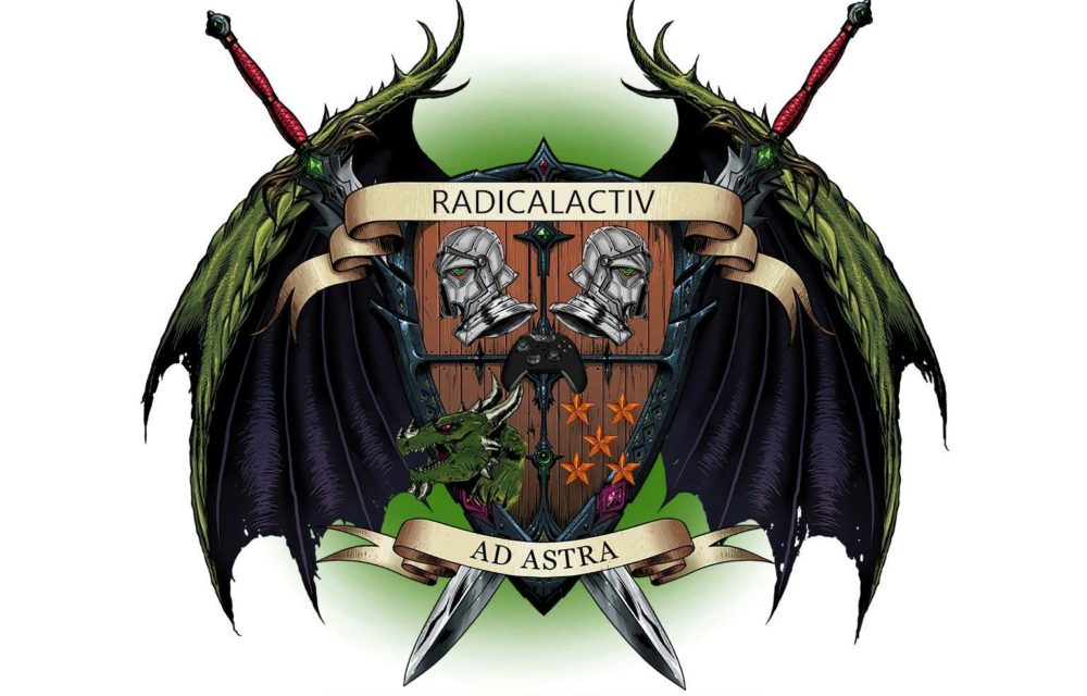 Gamer Wappen Xbox One
