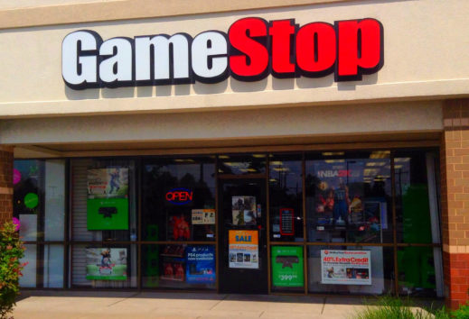 GameStop - Schließt hunderte Geschäfte