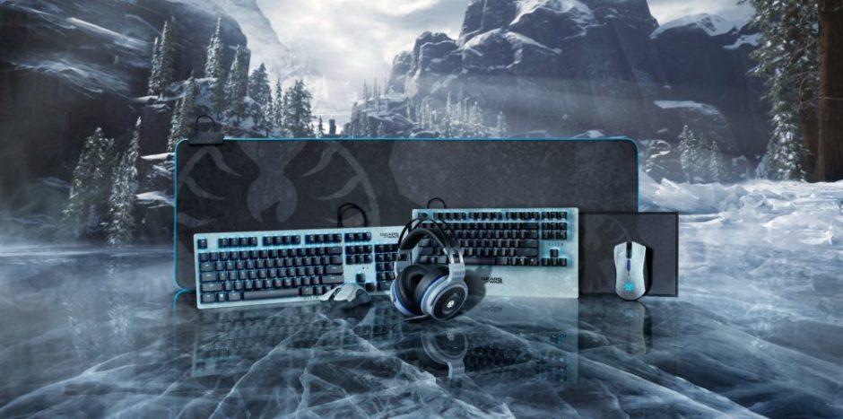 Gears 5 – Razer stellt Tastatur und Maus im Gears-Stil vor